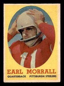 EARL-MORRALL-1958-TOPPS-1958-NO-57-EX-22700
