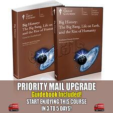 Big History Big Bang DVD New Sealed Teaching Co Great Courses