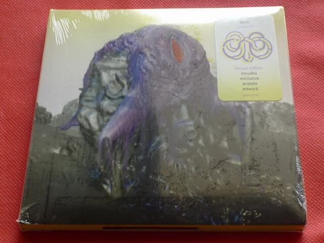 Vulnicura [Bonus Track] [Digipak] von Björk (CD, mar-2015, One Little Indian)