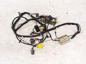 jeep wrangler tj under dash fuse box wiring harness 1998 soft top