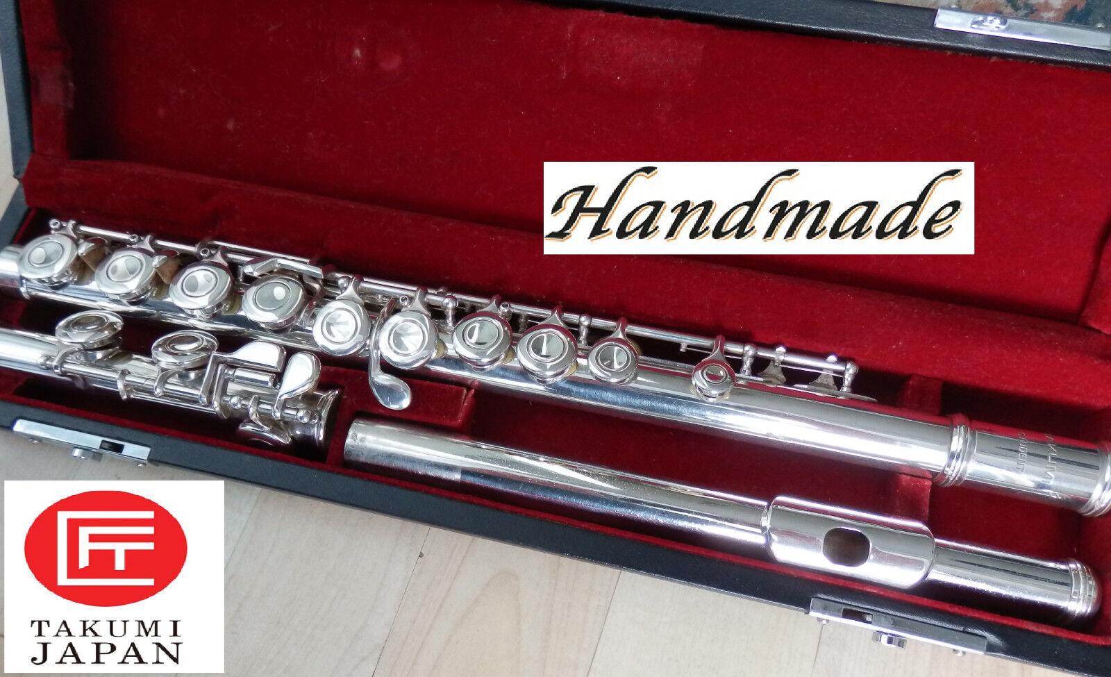 TAKUMI  = ALTUS & MATEKI Querflöte Flute, Flauta STUDENT