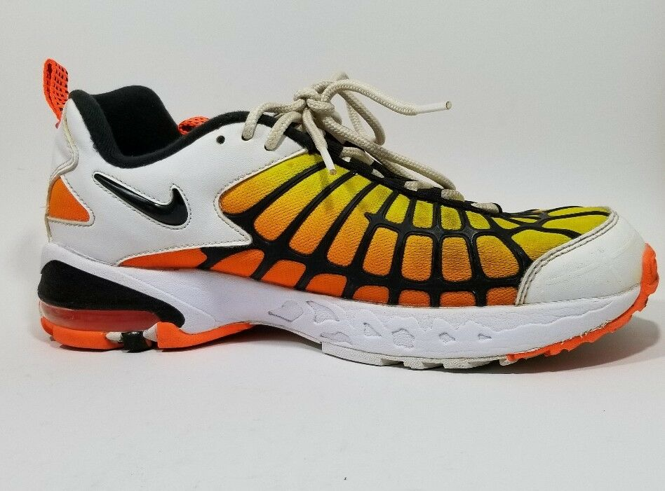 sports shoes bc0c2 4549c Nike Mens Air Max 120 OG Hyper Hyper Hyper orange Yellow ...