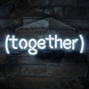 """Neon Sign Light Handmade Beer Bar Pub Wall Poster Wedding Party14/""""x5/"""" together"""