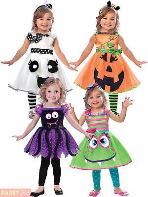 SeClovers Baby Ghost Pumpkin Romper,Pajamas-Toddler Long Sleeve Halloween Costume BY233
