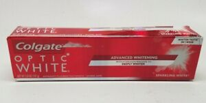 Best Toothpaste 2020.Details About Colgate Optic White Sparkling White Toothpaste Sparkling Mint 5oz 05 2020