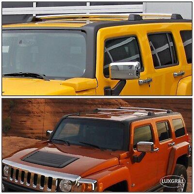Rrcb 306 portapacchi bagagli tetto travi per Hummer h3 2007-2013 ALLUMINIO