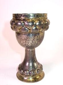 800er Silber Pokal - Offiziere des 1/21 Bayer Inf. Rgts - Hauptmann - Würzburg