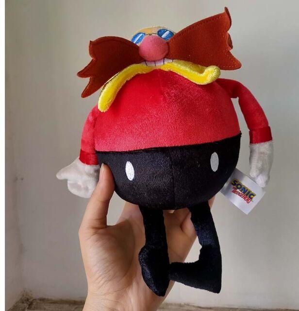 Ships Next Day Tomy Sonic The Hedgehog 8 Dr Robotnik Modern Eggman Plush Doll For Sale Online Ebay