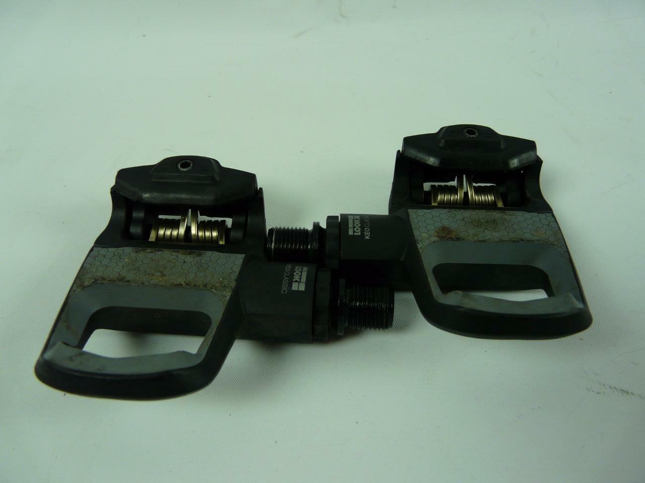 Look Keo Classic Clipless Road Cycling Pedals