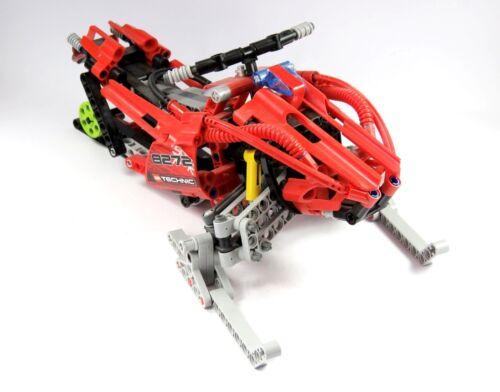 1 von 1 - LEGO® TECHNIC Jet-Ski Jet 8272 Schneemobil Fahrzeug Ersatzteile Technik