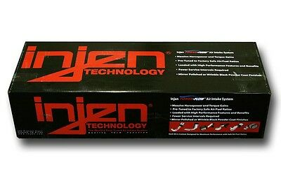 Injen PF5004WB Black Cold Air Intake For 12-16 Jeep Wrangler 3.6L