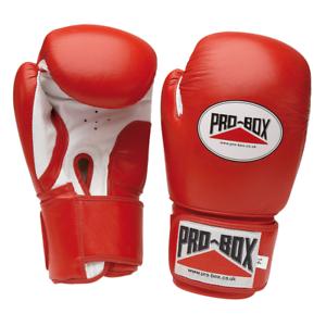 PRO BOX SUPER SPAR SPARRING GLOVE RED