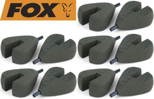 Fox Inline Impact Leads Angelblei Karpfenblei 10 Karpfenbleie Grundblei