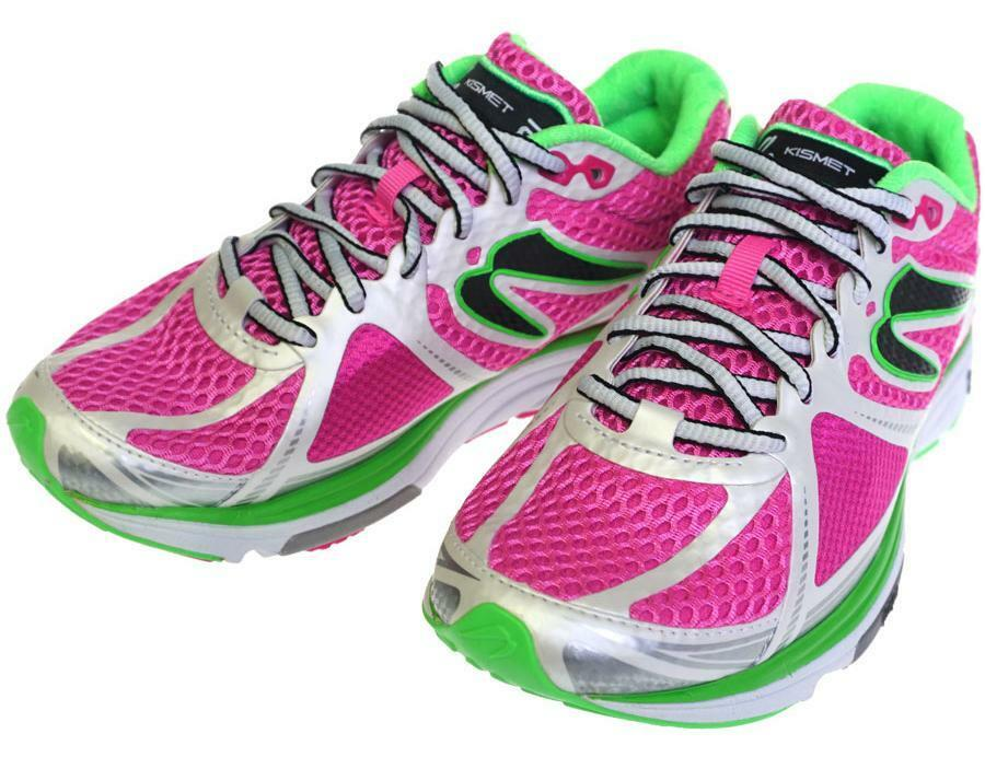 Newton Kismet II 2 Wouomo Running scarpe Sports Training Athletics Triathlon NEW