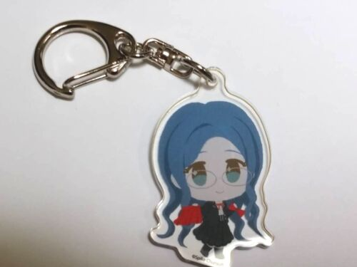 Danganronpa V3 Acrylic Keychain Charm Tsumugi Shirogane Fuwaponi Spike Chun Game
