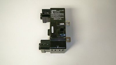 SIEMENS EQ8695 EQ 8695 2 POLE 200 AMP 120//240v CIRCUIT BREAKER