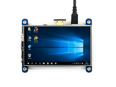 4 inch USB HDMI LCD Display 800×480 Resistive Touch Screen For Raspberry Pi 3 B+