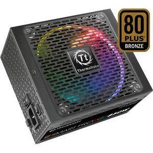 Thermaltake-Smart-Pro-RGB-850W-Bronze-PC-Netzteil-schwarz