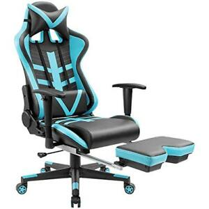 Stupendous Details About Homall Gaming Chair Ergonomic High Back Racing Chair Pu Leather Bucket Seat Comp Machost Co Dining Chair Design Ideas Machostcouk