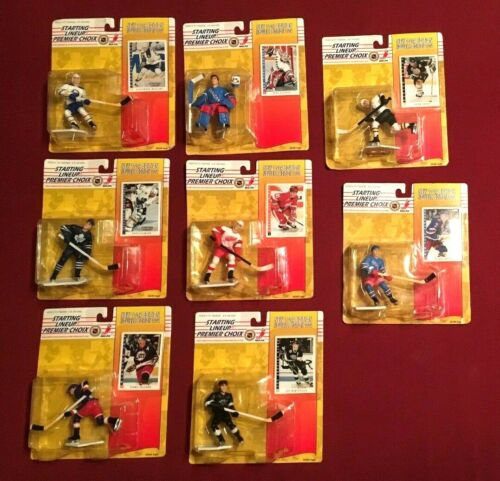 Starting Lineup Lot Of 5 NHL Hockey ** ALL YEARS ** YOU PICK ** PLEASE READ **