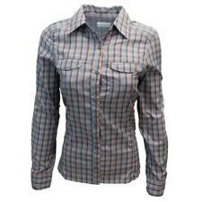 Columbia Women's Silver Ridge Lite New Moon Plaid L/S Shirt (Retail $55) 556