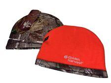 IH McCormick Farmall Reversible Realtree /& Blaze Orange Knit Beanie