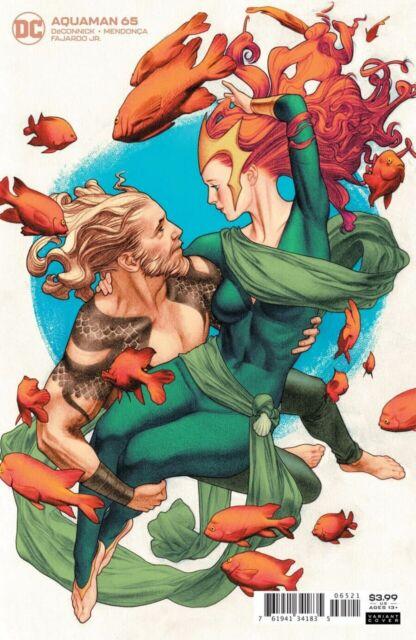 Aquaman #65 Variant Comic Book 2020 - DC