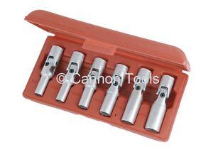 Spark Plug Tools Set 11Pcs 3//8 Inch Spark Glow Plug Sockets for Petrol Diesel Removal//Install//Repair