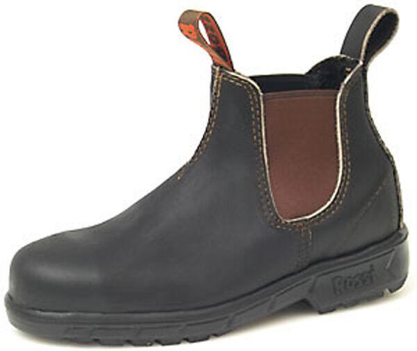 Rossi Stiefel braun Style 700 Trojan - Mit Stahlkappe Stahlkappe Mit 91c588