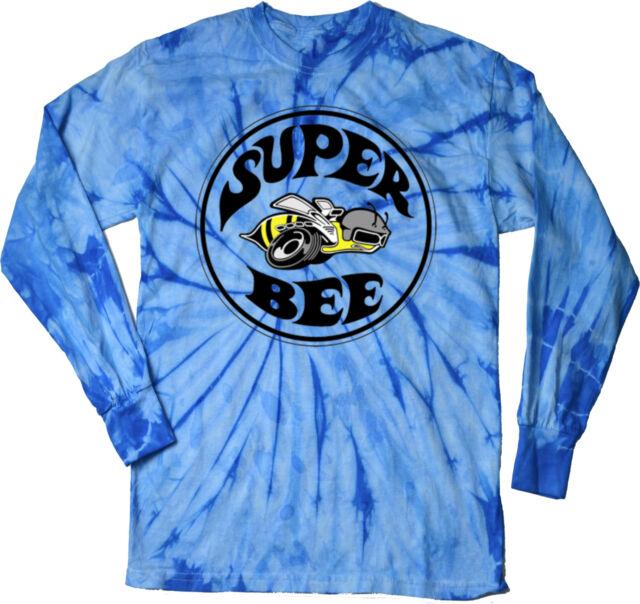 Dodge Super Bee T-shirt Pocket Print Moisture Wicking Tee