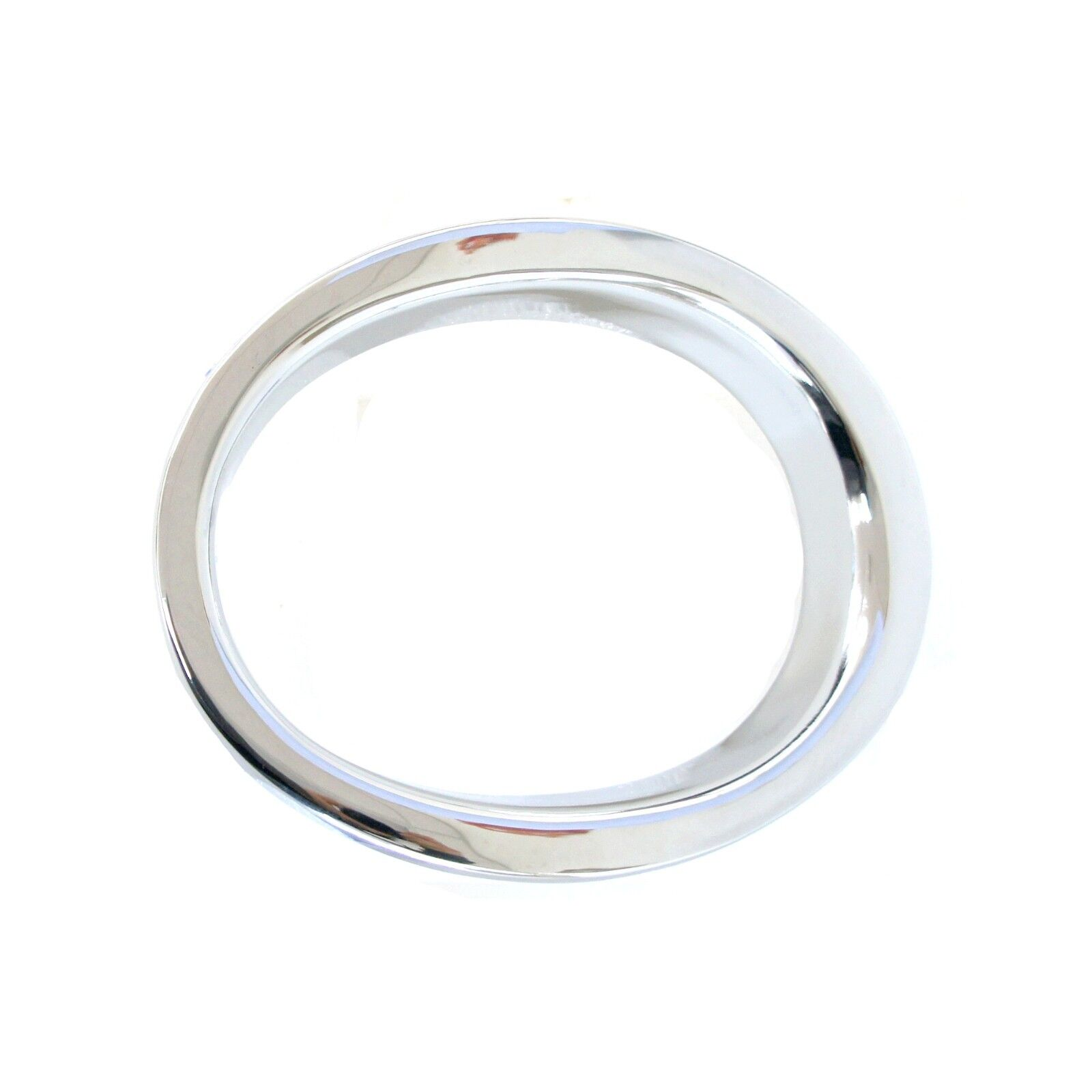 1965-66 Ford Mustang GT Exhaust Trim Rings  Pair of 2   NEW