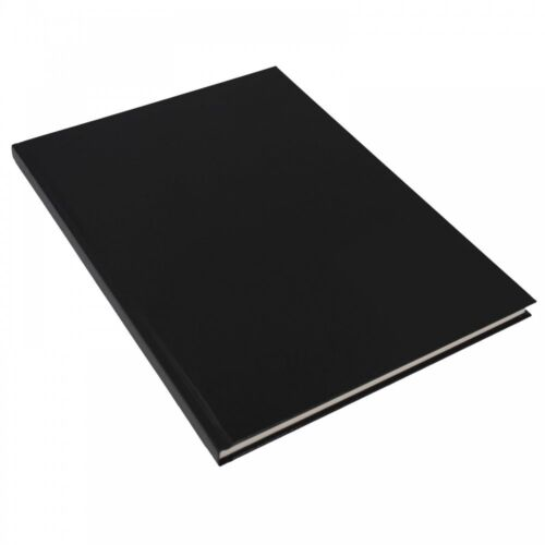 A4 Winsor /& Newton Heavyweight Case Bound Sketchbook