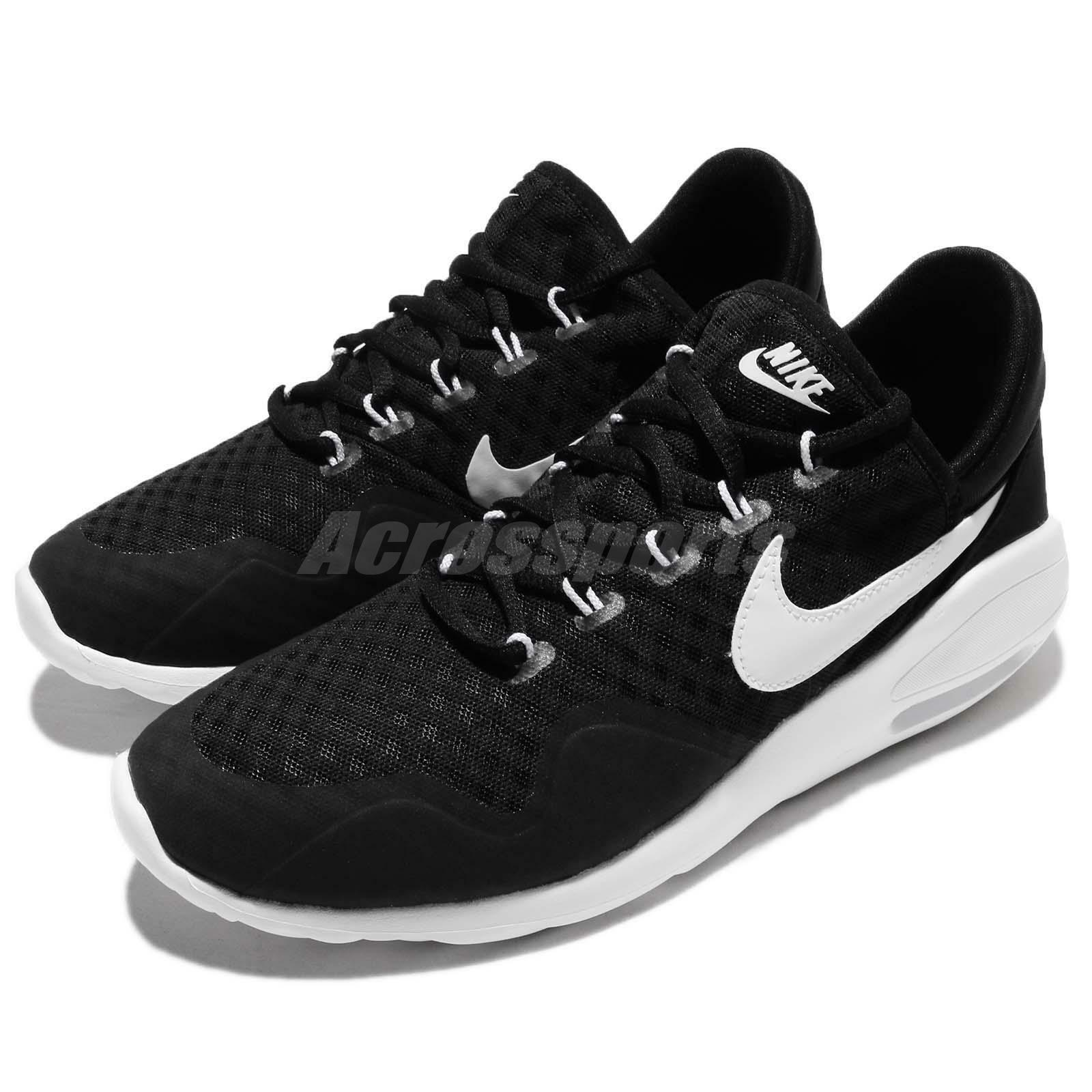 Wmns Nike Zapatillas Air Max Sasha Negro blancoo Zapatos