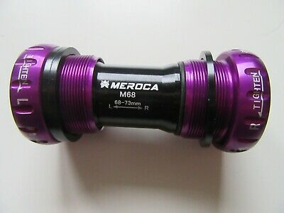 73mm shell Green NEW Meroca Bottom Bracket for Hollowtech II 68 2660