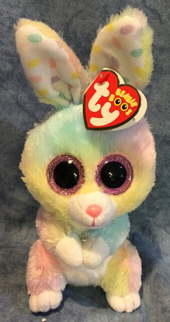 9111752f6a7 Ty Beanie Boos 15cm Bubby Bunny - 37212 for sale online