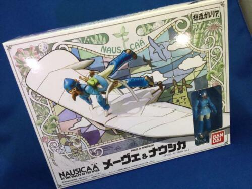 Studio Ghibli Mowe /& Nausicaa Full Action ver Figure GALLERIA Hayao Miyazaki