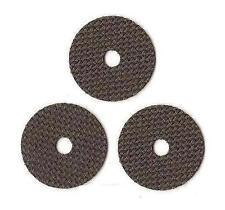 Abu Garcia carbontex drag washers CARDINAL C302i, C303i, C304i, C306i