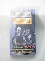 Trade Secrets Of The Pros 3 Lohman Mad Calls Turkey Hunting Vhs 1104f