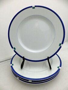 Mikasa Townaire pattern - Set/lot of 4 Salad plates, #L3141 - Disc. 2000 - EUC