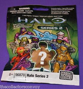 Mega-Bloks-HALO-Series-2-96870-Minifigure-Pack-NEW-SELECT-YOUR-Figure