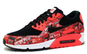 pretty nice dc96c 43c7b Image is loading Nike-AIR-MAX-90-PRINT-AQ0926-001-039-