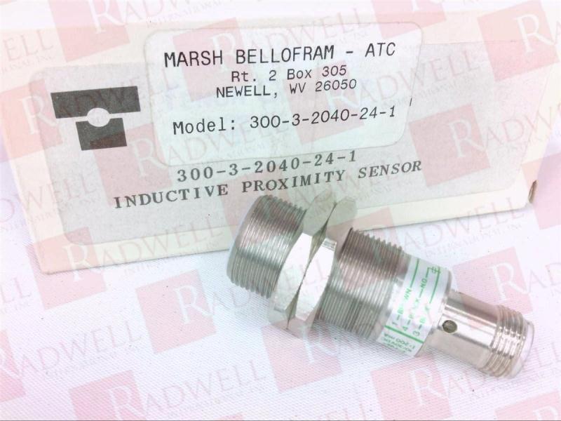 MARSH BELLOFRAM 300-3-2040-24-1   30032040241 (NEW IN BOX)