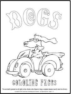 Malbuch 102 Malvorlagen Hunde Ausmalbilder Als Pdf Kinder Malen Ebay