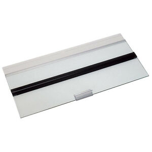 Glass canopy for 20l 29 37 gallons marineland perfecto for 29 gallon fish tank dimensions