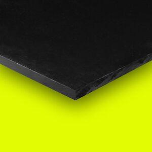 "BLACK DELRIN PLATE 3//4/"" X 12/"" X 12/"""