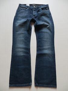 Lee-ELTON-DART-slim-flare-Jeans-Hose-W-34-L-32-NEU-Vintage-Denim-Schlaghose