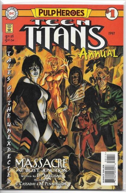 DC Comics Teen Titans (1996 Series) Annual # 1 NM