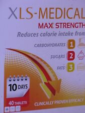 XLS Medical Max Strength 5 Day Trial 20 Tablets Expiry 10 2018 for ...