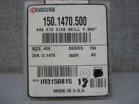 Kyocera 26 0.1470 Std S150 18pcs Drill Bit , 98f-2