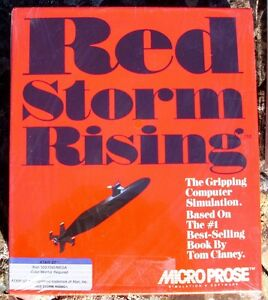 Red-Storm-Rising-By-Microprose-for-Atari-520-1040-ST-NIB-New